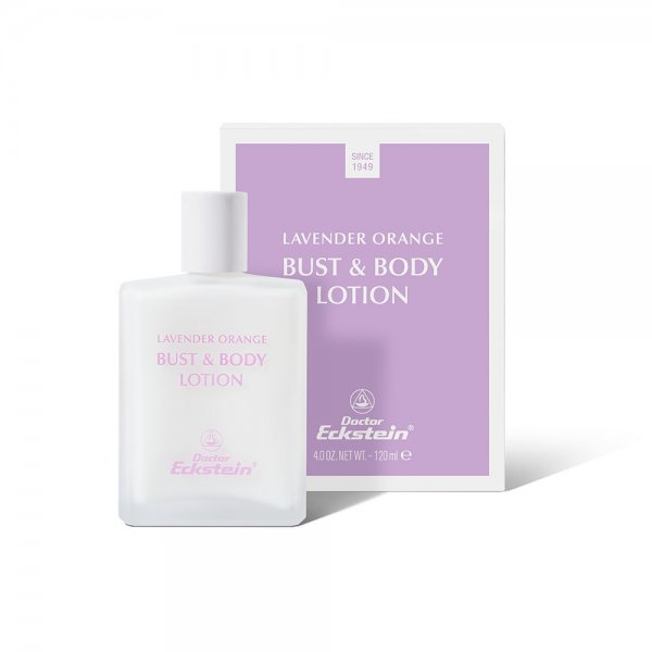 Lavender Orange Bust & Body Lotion