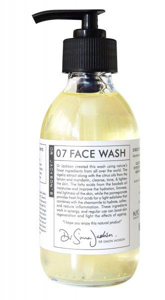 07 Face Wash