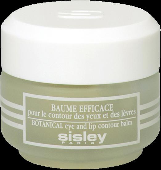 Die Sisley Baume Efficace Yeux et Lèvres - Augencreme Anti-Aging Pflege wurde speziell zur gezielten Bekämpfung von Fältchen, trockener Haut und Schwellungen unter den Augen entwickelt. Die Kombination aus Phytostimulatoren der Tomate und pflanzlichen Pro