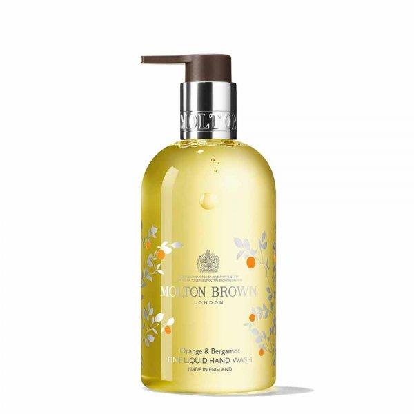 Orange & Bergamot Fine Liquid Hand Wash Limited Edition