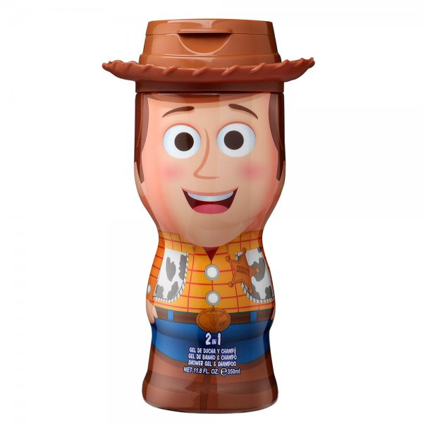 TOY STORY 2IN1 DUSCHGEL & SHAMPOO 2D - WOODY