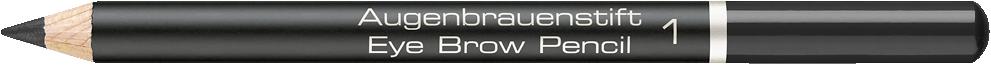 ARTDECO Augenbrauen Augenbrauenstift 1 Stck. Black 698598
