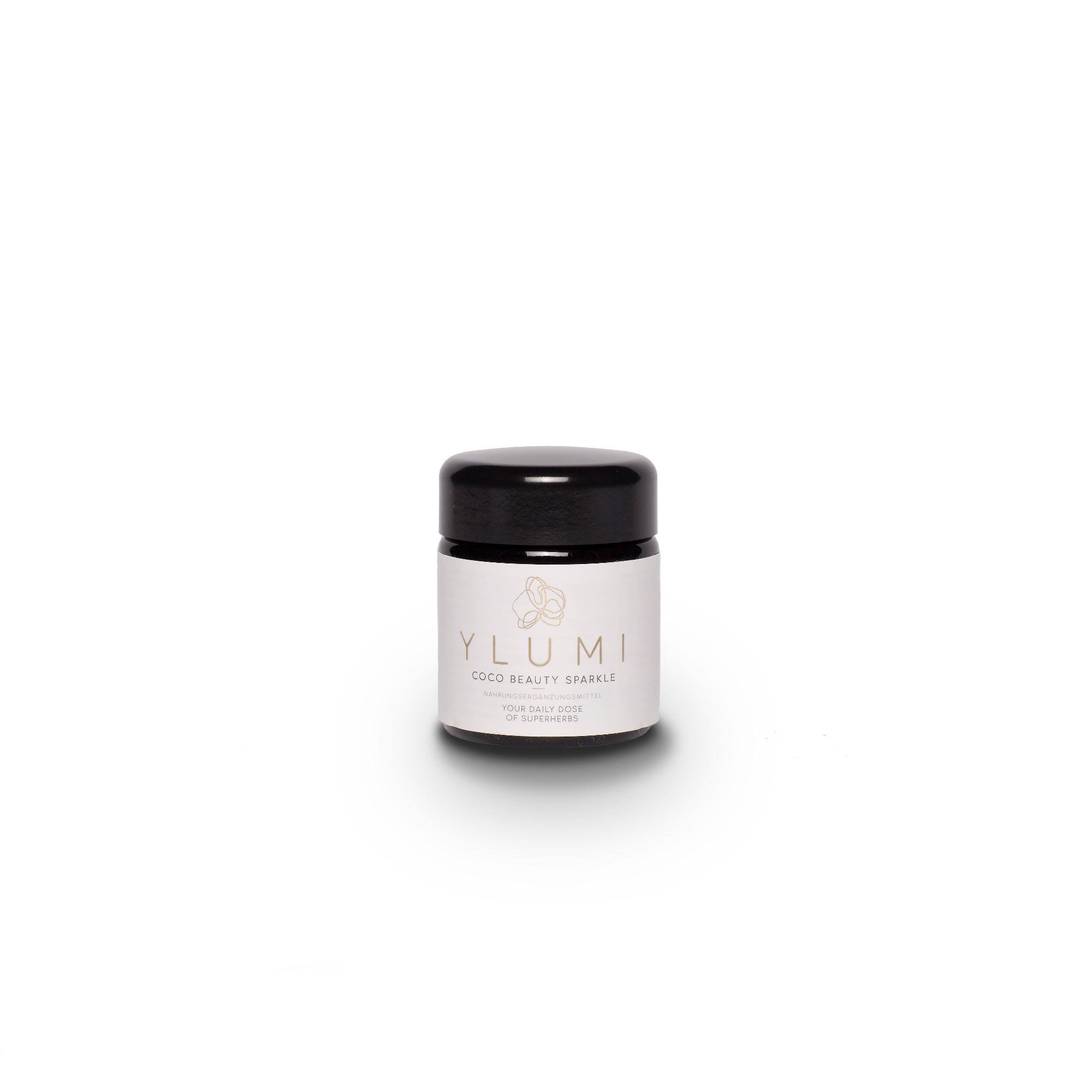 YLUMI Pulver Coco Beauty Sparkle 25 g 845039