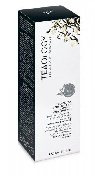 Black Tea Anticellulite Slimming Concentrate