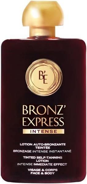 Bronz' Express Lotion Auto-Bronzante Teintée Formule Intense