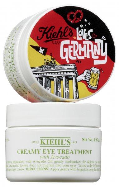 Creamy Eye Treatment with Avocado Germany Edition