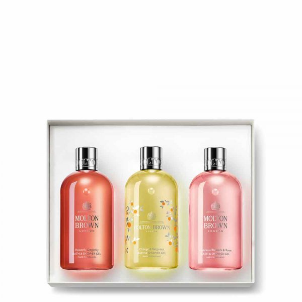 Floral & Citrus Gift Set Limited Edition