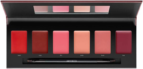 Most Wanted Lip Palette