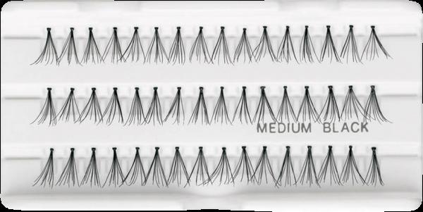 Dauerwimpern – medium